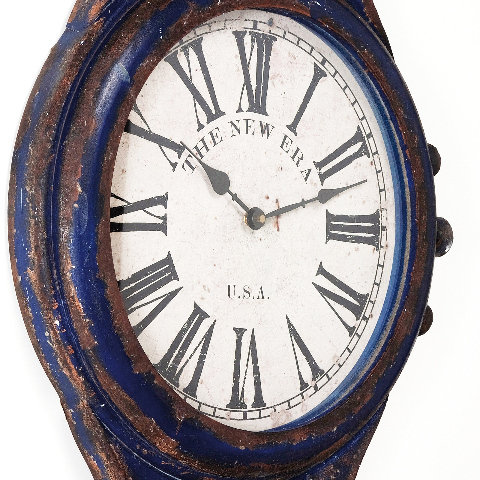 Riesige wanduhr armbanduhr vintage uhr170 cm for Wanddekoration vintage