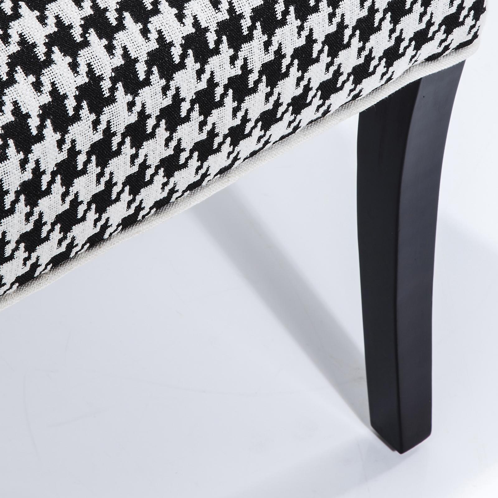 Design stuhl josefa eleganter esszimmerstuhl schwarz for Esszimmerstuhl design klassiker