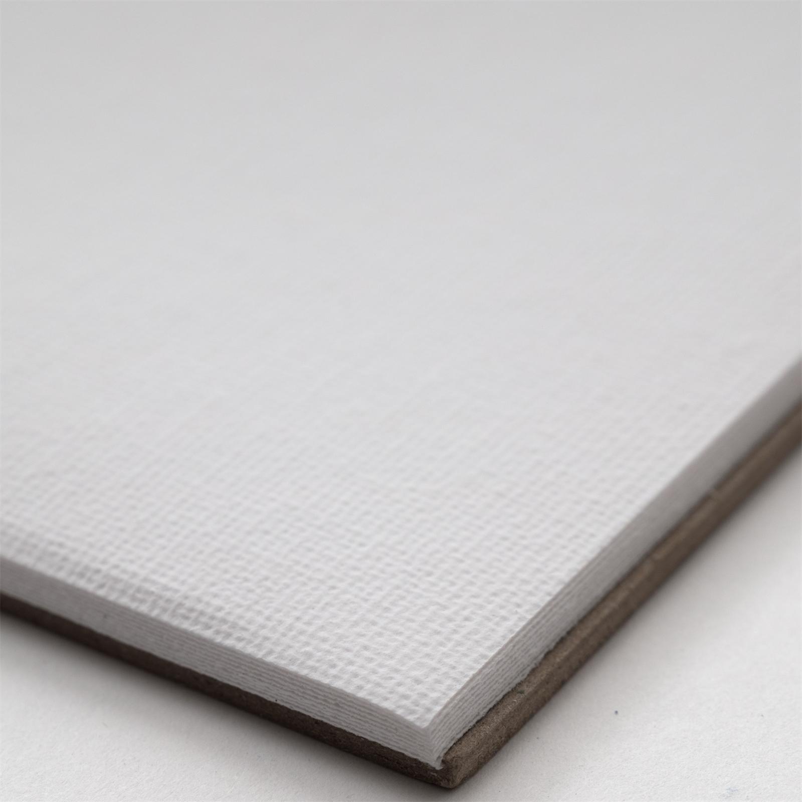 HOCHWERTIGER-LEINWAND-BLOCK-265-gsm-Baumwolle-A3-10-Blatt-Maltuch miniatuur 3