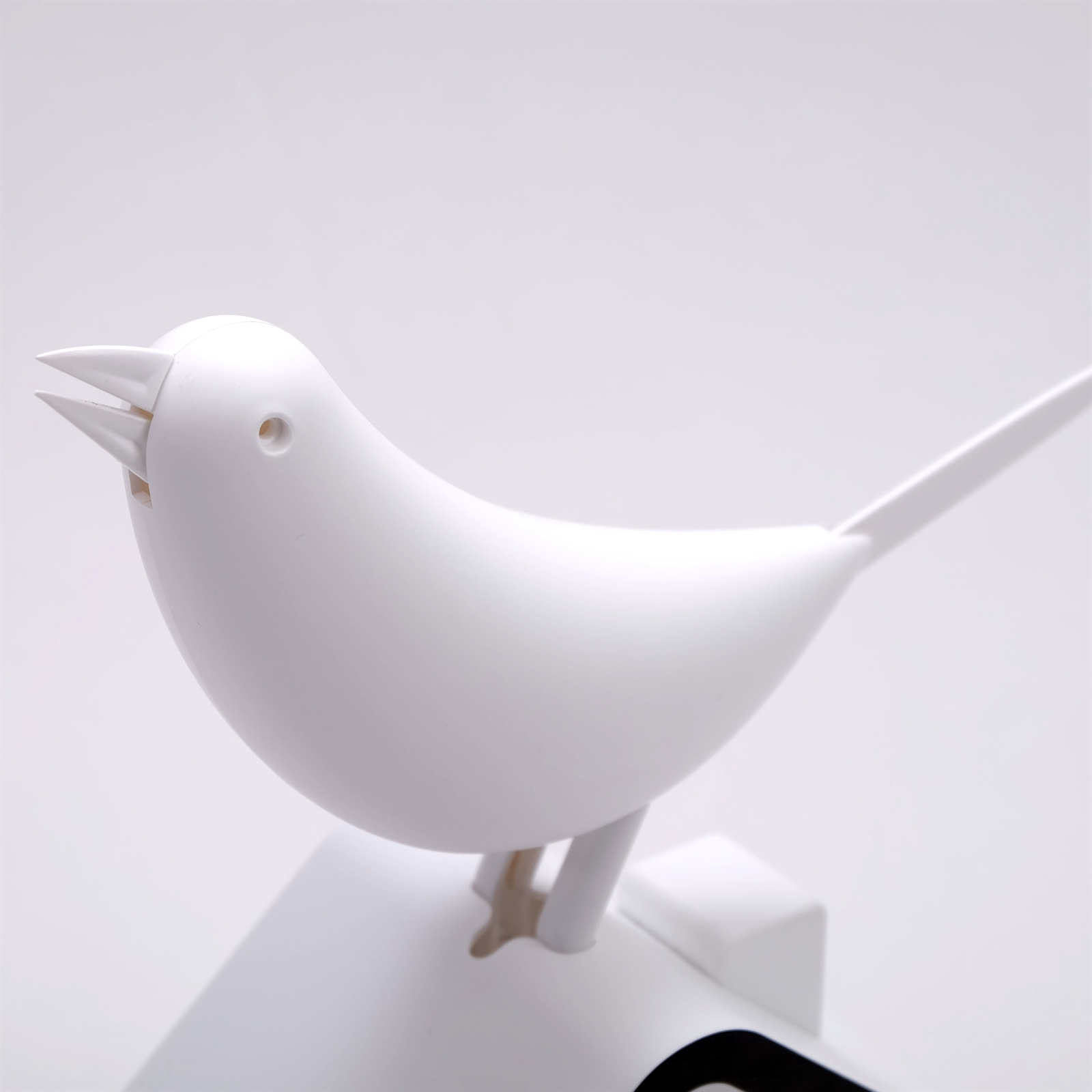 design wanduhr bird wei kare design 38842 30 cm kuckucksuhr eur 39 95 picclick de. Black Bedroom Furniture Sets. Home Design Ideas