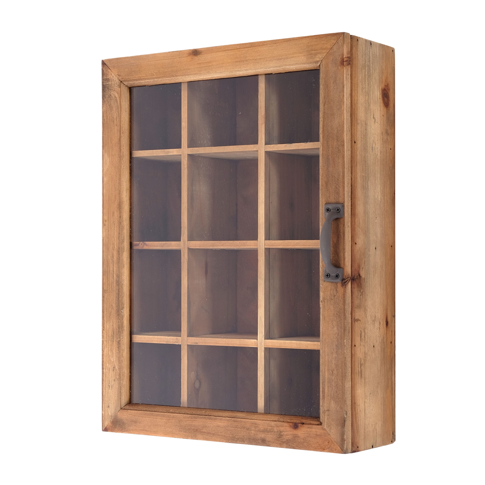Wall Shelf Cookies Small Kare Design 82192 Fir Wood
