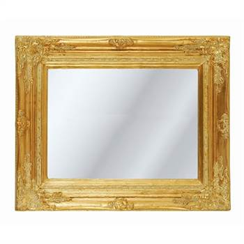 "Baroque wall mirror ""HENRI"" 