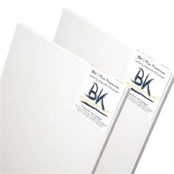 "2 B.K. PLUS Canvas | ~28x40"" 70x100 cm | on stretchers 100% cotton"