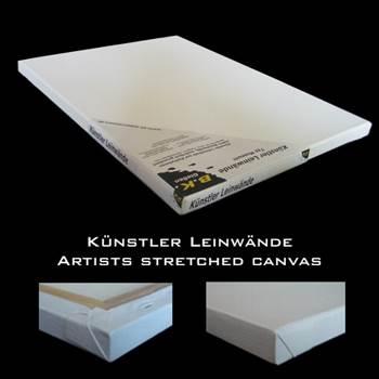 4 LEINWÄNDE AUF KEILRAHMEN Künstler Leinwand 100x160cm