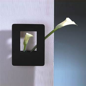 DESIGN VASE FLOWER FRAME pot pictureframe flowerpot