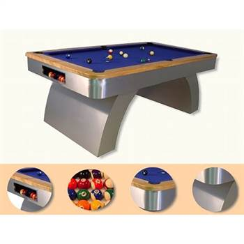 "Design Profi Billardtisch ""VALENCIA"" pool billard tisch snooker"