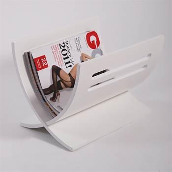 """Design Zeitungsständer """"NEWS"""" zeitungskorb magazin box"""