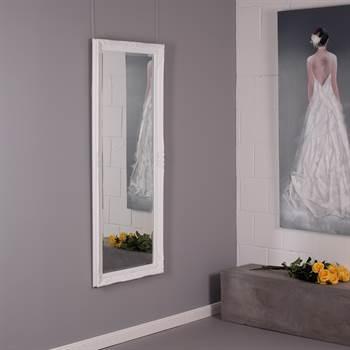 "Barock Rahmen Spiegel ""ANTOINE"" 150x60 cm, Facettenschliff"