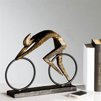 "Design sculpture ""RACER"" 