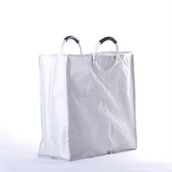 """Große Tragetasche """"SHOPPING"""" Handtasche Shopper mit 2 Fächern"""