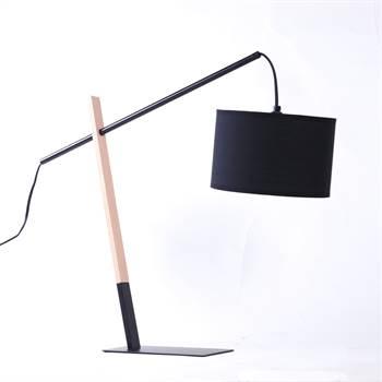 """Design Tischlampe """"CURIOUS"""" 60 cm Leselampe Tischleuchte"""