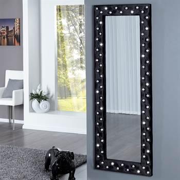 gro er wandspiegel glamour 170 x 60 cm xtf24 online shop. Black Bedroom Furniture Sets. Home Design Ideas