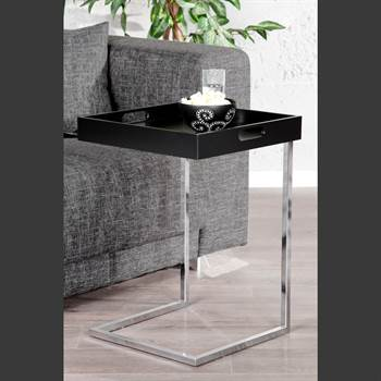 "Square design side table ""TABLET"" 