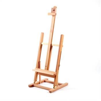 "Tabletop easel ""CASPAR"" | beech wood, 31.5"""