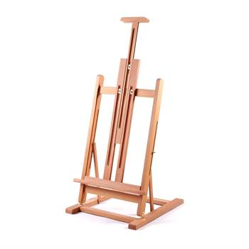 "Wooden studio easel ""TIZIAN"" 