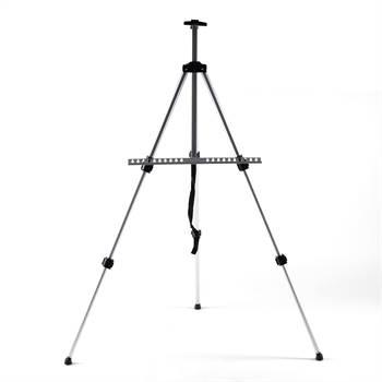 "Künstler Staffelei ""TRIPOD"" | Aluminium, 125 cm | Feldstaffelei"