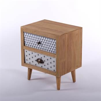 "Bedside table ""RETRO"" 