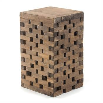 "Stool ""BRICKS"" 