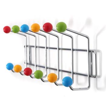 "Wall coat hook ""COLOUR BALL"" 