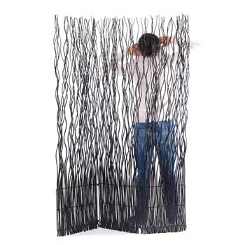 """Room divider """"WAVE 3"""" 