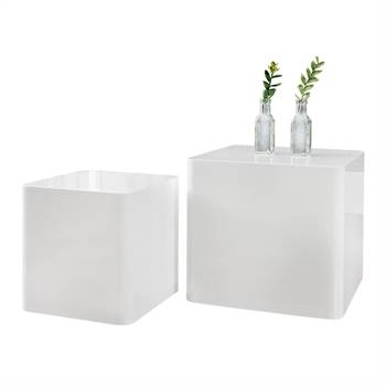 """Set of 2 side tables """"LOFT"""" 