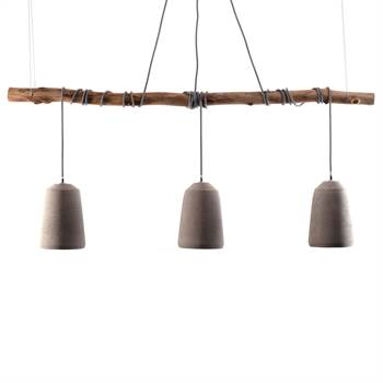 "Hanging lamp ""DINING CONCRETE"" 