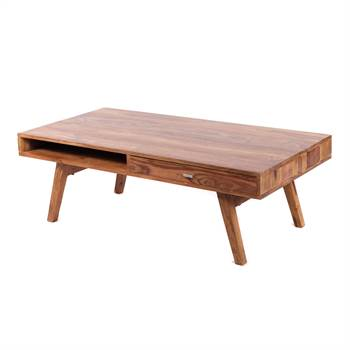 "Wooden coffee table ""NOSTALGIA"" 