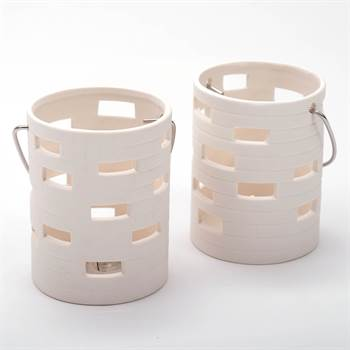 "Set of 2 LED lanterns ""LIGHT PLAY"" 