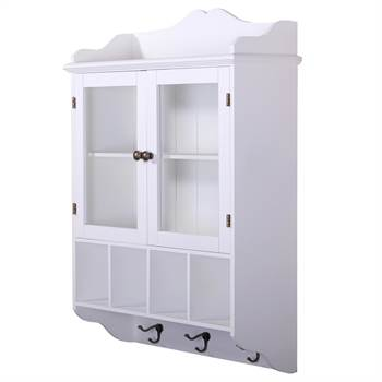 "Country style wall cabinet ""LOTTA"" 