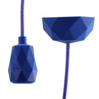 "DIY hanging lamp ""TOUCH"" 