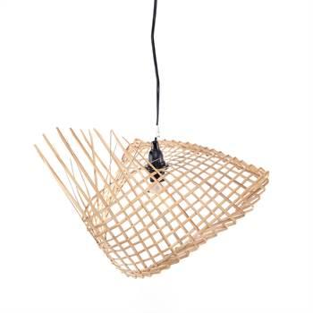 "Nature hanging lamp ""VIETNAM | 17"", bamboo beige | pendant light"