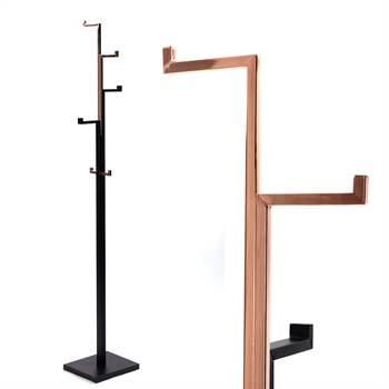 kare garderobe casino copper 81355 xtradefactory. Black Bedroom Furniture Sets. Home Design Ideas