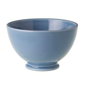 6 SCHALEN ROYAL BOCH FLEURS BLEUES | 11 cm, Porzellan, blau