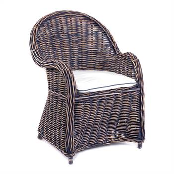 """Rattan armchair """"ST. AYGULF"""" 