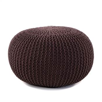 "Strick Pouf ""LOTTE"" 