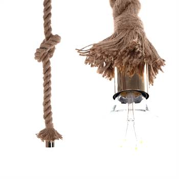 "Hanging lamp ""HAWSER"" 