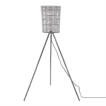 "Stehleuchte ""FUEGO"" | 150 cm, Metall, 1x E27 | Stehlampe"