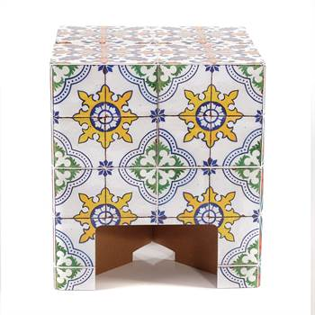 "HOCKER ""TILES"" 