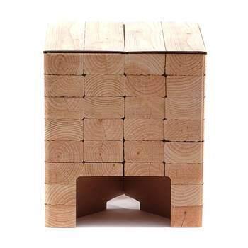 "Hocker ""WOODSTACK"" 