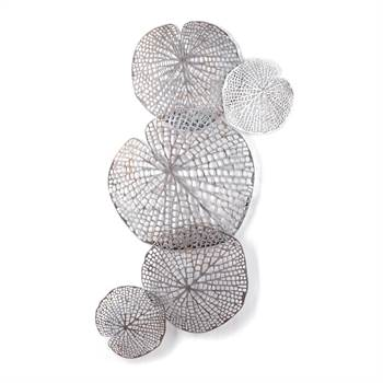"Wall decoration ""LEAVES BIG"" 