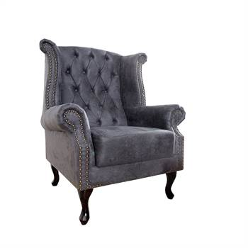 "Chesterfield wing chair ""MANCHESTER"" 
