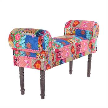 "Design seating bench ""BUTTERFLY"" 