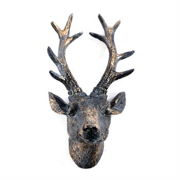 "Deer head ""SMALL DEER ANTIQUE"" 
