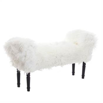 "Design seating bench ""ALPACA"" 