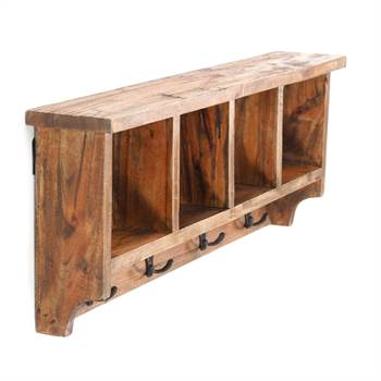 "Coat rack with shelf ""VINTAGE II"" 