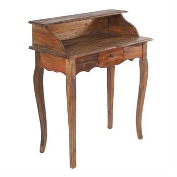 "Wooden Bureau ""NAPOLEON"" | recycled wood | writing desk"