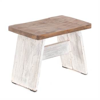"Footstool ""SCHEMEL"" 