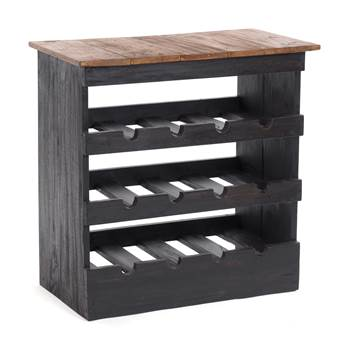 "Wine rack ""RUSTIQUE"" 