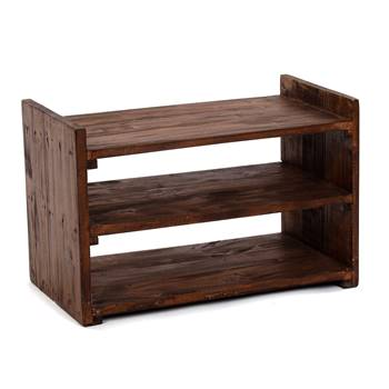 "Solid shoe shelf ""CAPRI"" 