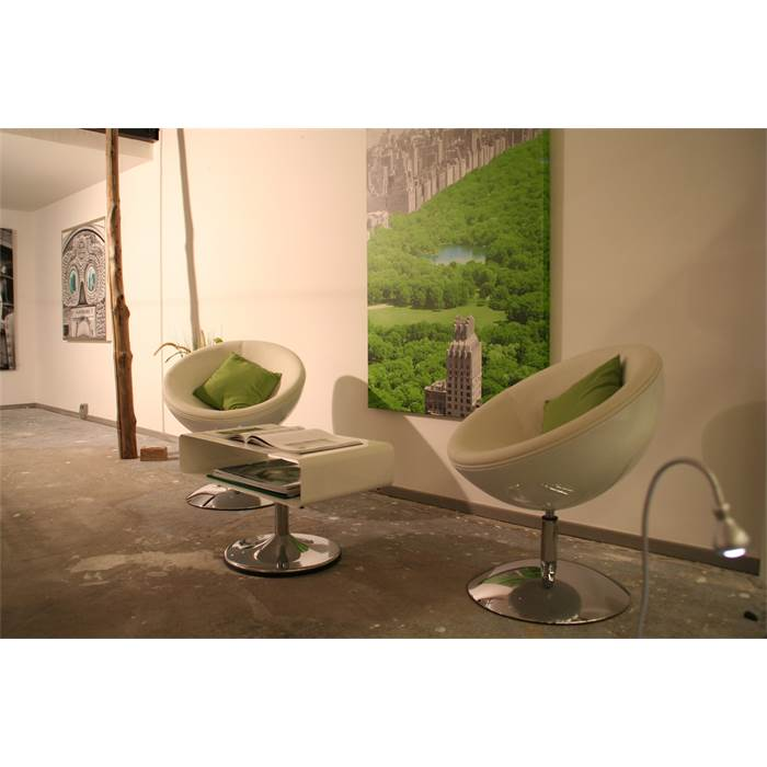 lounge design tv tisch metall fernseh 70er style retro. Black Bedroom Furniture Sets. Home Design Ideas